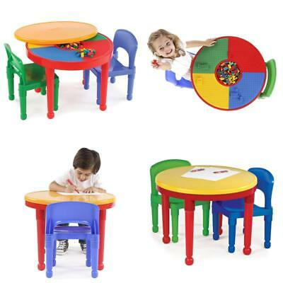 compatible furniture. Modren Compatible Kids Large Storage Table Chairs Set Compatible With Lego Living Room  Furniture Inside