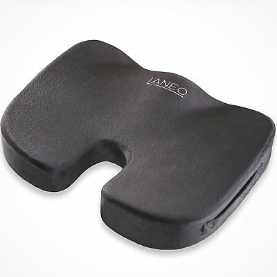 Back Support Seat Cushion Coccyx Cushion Sciatica Pain Relief Tailbone Sitting
