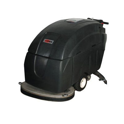 VIPER FANG32T Battery Operated High Capacity, large size walk behind scrubber