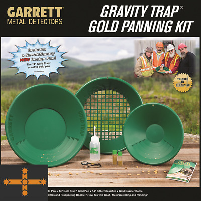 Gold Pan Kit Garrett