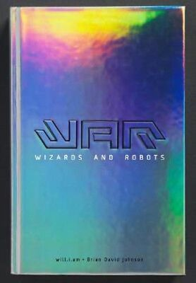 WaR: Wizards and Robots | will.i.am