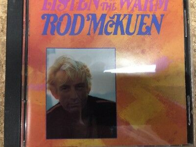 Rod McKuen - Listen to the Warm - Rare Stanyon Records STZ-102