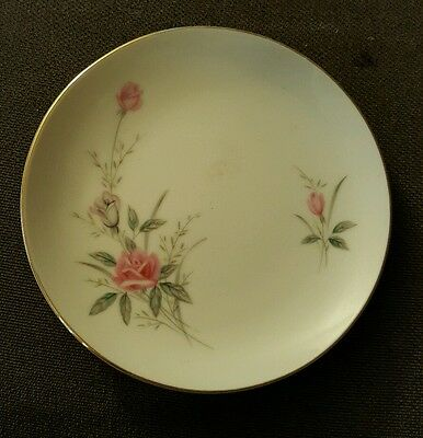 Fine China of Japan - Golden Rose - Bread and Butter Plate