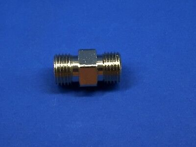 Connector Surgical Metal Male X Used For Oxygen Tube Fitting