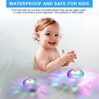 Underwater Floating Light Game Pool LED New Waterproof Spa Show Path Party Lamp