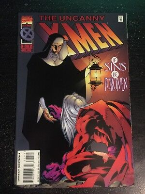 Uncanny X-men#327 Incredible Condition 9.2(1995) Roger Cruz Art!!