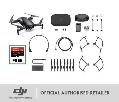 New DJI MAVIC AIR WHITE & BLACK In Stock Now!! | FREE 64GB Sandisk Ultra MicroSD