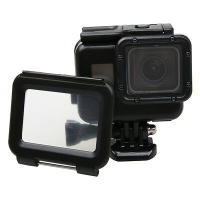 45M Underwater Housing Diving Case + Touch Cover for GoPro Hero 6/5 Black Camera