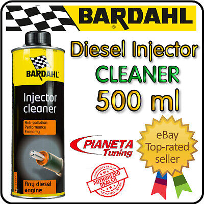 Pulitore Iniettori Bardahl Diesel Injector Cleaner Additivo Pulitore 500Ml