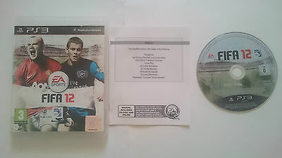 Juego Fifa 12 2012 Sony Playstation 3 Ps3 Castellano