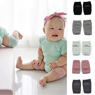 Cozy Safe Crawl Knee Elbow Pads Leg Protector Anti-Slip for Kid Toddler Baby