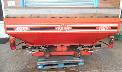 Kuhn Tractor Mounted Twin Disc Fertilizer Spreader   ( Vat Included )