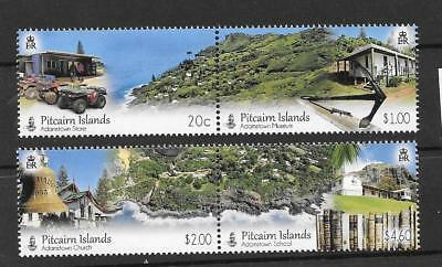 Pitcairn Islands 2016 Adams Town  Mnh