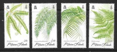 Pitcairn Islands 2016 Ferns Mnh