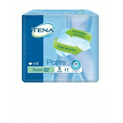 Pack de 6 sachets de TENA Pants S Super