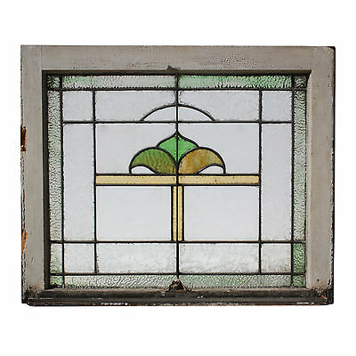 Antique American Stained Glass Windows, Early 1900s, 2 Available, NSG163