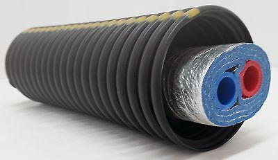 """40 Feet of Commercial Grade EZ Lay Triple Wrap Insulated 1"""" NB Pex Tubing"""