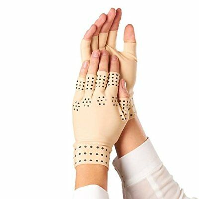 Compression Gloves 3 Way Relief Aching Hands Therapeutic Driving Typing Writing