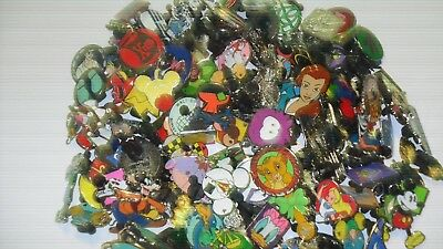 Disney Trading Pins 100% tradeable 100 pin lot NO DUPLICATES Priority Shipping