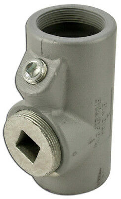 """Appleton Eyf-200  2"""" Explosion Proof Mall Iron Sealing Fitting New"""