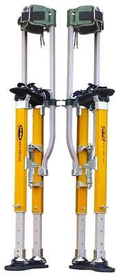 "Sur Pro Double Sided Quad Lock Stilts 15-23"" Magnesium"