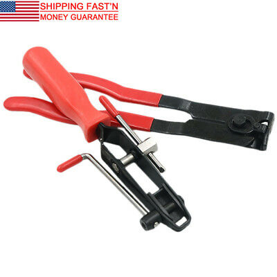 2pcs CV Joint Clamp Banding Tool Ear Type Boot Clamp Pliers