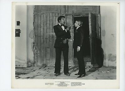 Jim Brown Slaughter >> Slaughter Original Movie Still 8x10 Jim Brown Marlene Clark