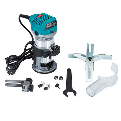Fresatrice Rifilatore Elettrofresatrice Verticale Trimmer Power Router fr Makita