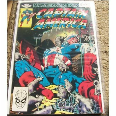Captain America (1968 1st Series) #272...Published August 1982 by Marvel