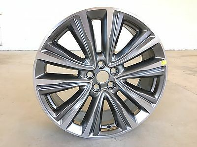Inch Oem Factory Genuine Lincoln Mkx Ford Edge Wheels Rims Set Of
