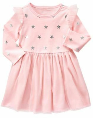 NWT Gymboree Starry Night 2T 3T Starry Tulle Dress Toddler Girl