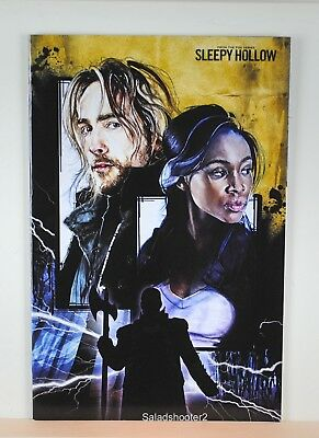 Boom Studios Sleepy Hollow Limited Edition Variant Cover for Comic Book #1 NM 2
