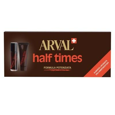 Arval -  Arval Solaire Half Times SPF 8 10 fiale x 10ml