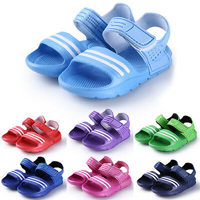 Comfortable Kids Boys Girls Summer Beach Flat Casual Sandals Children Shoes GT