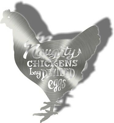 DXF CNC dxf for Plasma Naughty Chicken 1 CS#102 Man Cave Home Wall Art Vector