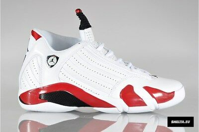 best sneakers 21edc 38d28 2012 Nike Air Jordan 14 XIV Retro Candy Cane Size 14. 487471-101 1