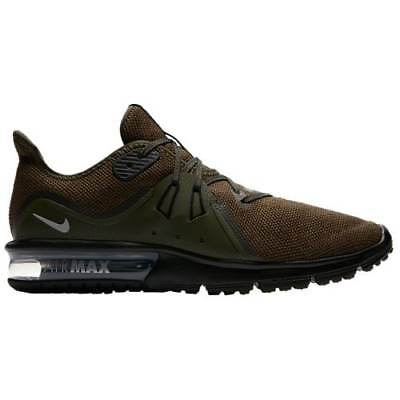 NIKE AIR MAX Sequent 3 Cargo Khaki Olive Mens Running 2018 All NEW ... 1a4e54af3