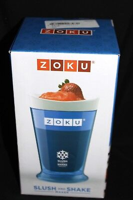 RRP $39.95 Zoku Slush & Shake Maker