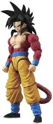 S H Figuarts Dragon Ball GT Super Saiyan 4 Bandai Tamashii Action Figure