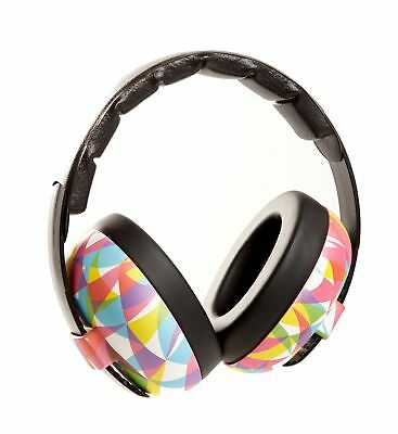 Baby Banz earBanZ Infant Hearing Protection, Geo Print