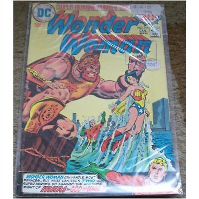 Wonder Woman (1942-1986 1st Series DC) #215...Published January 1975 by DC