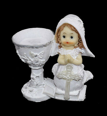 3 Sujets + Calice Bougeoirs pour Communion