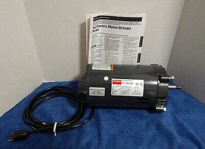 Dayton Jet Pump Motor 9K679B for TEEL 2P390A & Others Pump 1639-097-00 - NEW