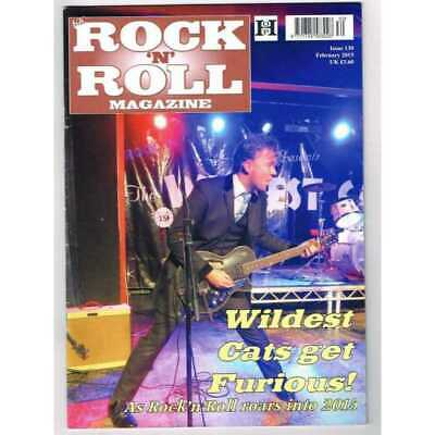 UK Rock 'N' Roll Magazine February 2015 MBox3004/B  Wildest cats get Furious! As