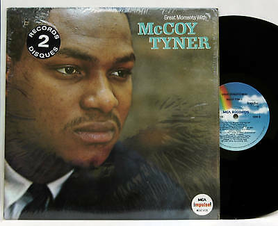 McCoy Tyner      Great moments with       Impulse      NM # 46