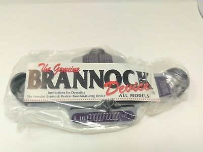 Brannock professional foot-measuring/shoe fitting device Womens