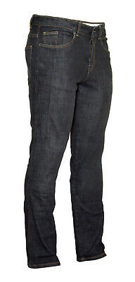MOTORCYCLE JEANS PANTS REINFORCED WITH DuPont™ KEVLAR® CHARCOAL BLACK WASH