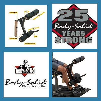 Body Solid G-Lda1 Leg Extension Leg Curl Developer Attachment  Glda1