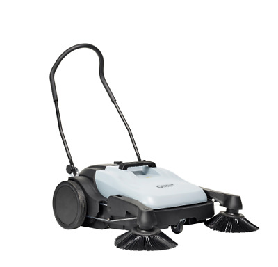 Nilfisk SW250 Manual Walk Behind Sweeper for easy and fast maintenance