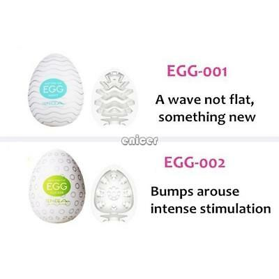 Masculino Sexy Toys Masturbation Egg Cup 6 Shapes Selling Cup 1pc ENE1